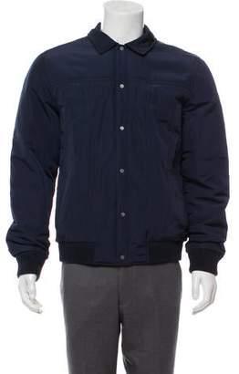 Alexander Wang Puffer Bomber Jacket