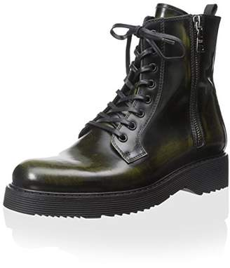 Prada Linea Rossa Women's Leather Boot
