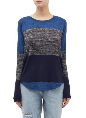 Rag & Bone 'Hudson' stripe long sleeve T-shirt