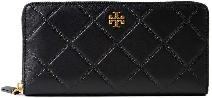 Tory Burch Georgia Zip Continental Wallet