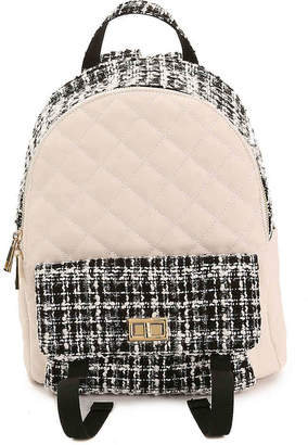 Urban Expressions Flynn Quilted Backpack - Women's