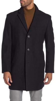Hart Schaffner Marx Whitehall Wool Blend Coat