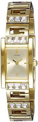 GUESS Women's Analogue Quartz Watch with Stainless Steel Bracelet – W10269L1