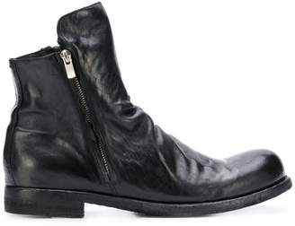 Officine Creative Bubble zip boots