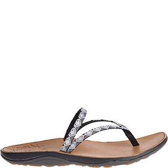 710370fd7 Chaco White Women s Sandals - ShopStyle