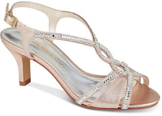 Caparros Lilly Embellished Evening Sandals Women's Shoes