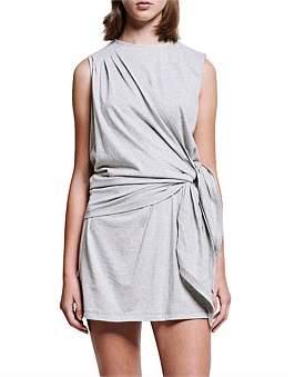 Karen Walker Arcadia Jersey Wrap Dress