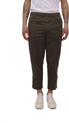 Comme des Garcons Khaki Trousers
