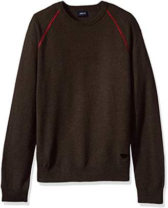 Armani Jeans Men's Knit Pullover Sweater