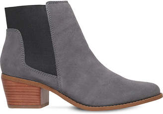 Miss KG Spider suede ankle boots