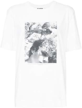 Jil Sander photographic-print T-shirt