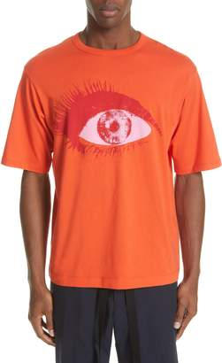 Dries Van Noten Honey Eye Graphic T-Shirt