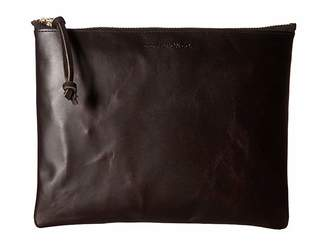 Filson Large Leather Pouch