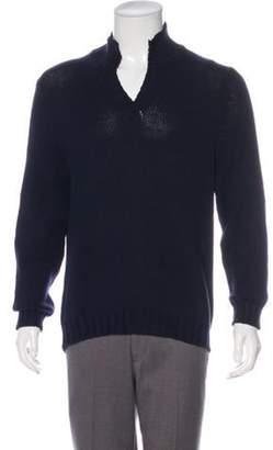 Malo Knit Rib Knit Sweater Knit Rib Knit Sweater