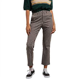 Volcom Junior's Frochickie High Waist Chino Pant
