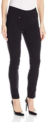 My Michelle Women's Pull on Millennium Pant with Split Waistband