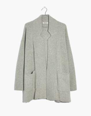 Madewell Spencer Sweater-Coat