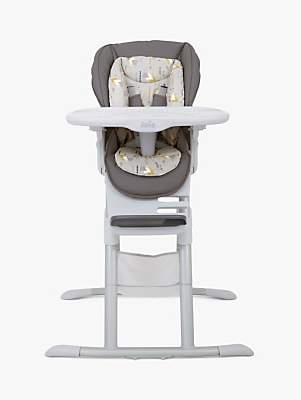 Joie Mimzy 3 in 1 Spin Highchair, Geometric Mountains
