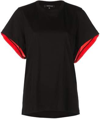 Barbara Bui panelled T-shirt