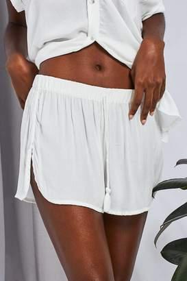 Negative Underwear Supreme Sleep Short in White