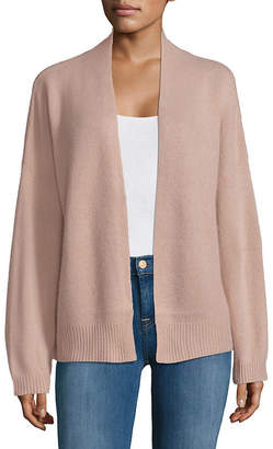Naked Nakedcashmere Cashmere Crop Open Cardigan