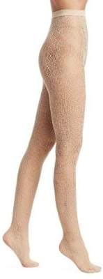Wolford Nancy Lace Texture Tights