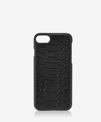 GiGi New York iPhone 7 Hard-Shell Case, Acai Embossed Python