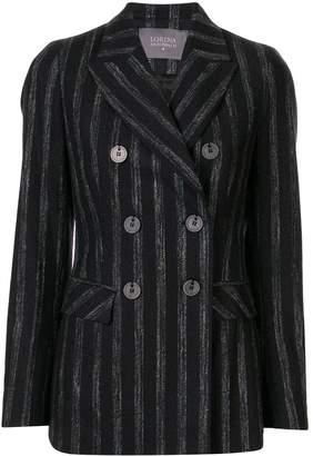 Lorena Antoniazzi double breasted blazer