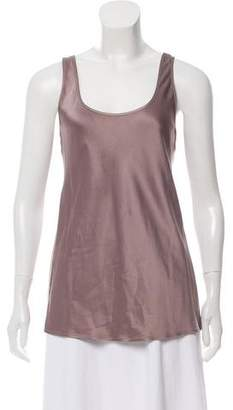 Michael Kors Satin Sleeveless Top w/ Tags