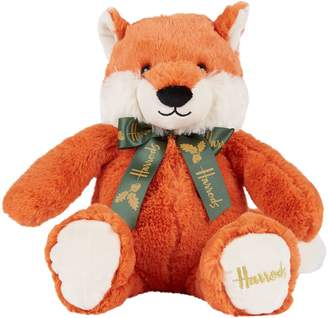 Harrods Woodland Fox Plush Toy