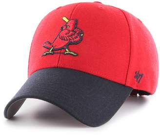 '47 Adult St. Louis Cardinals Two-Toned MVP Hat