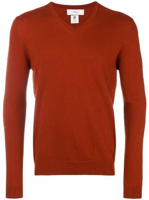 Pringle classic V-neck jumper