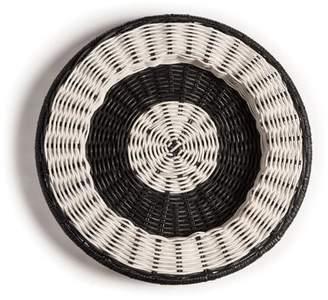 Natori Maranao Circular Stripe Tray
