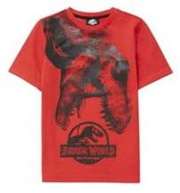 Character Jurassic World T-Shirt 5-6 years