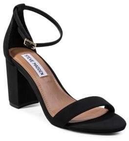 Steve Madden Block Heel Ankle-Strap Sandals