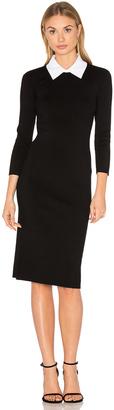 Trina Turk Bookish Sweater Dress $328 thestylecure.com