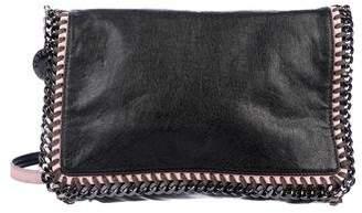 Stella McCartney Falabella Patent Vegan Leather Crossbody Bag
