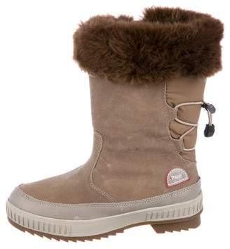Pajar Suede Mid-Calf Boots