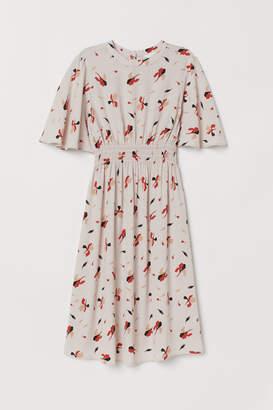 H&M MAMA Viscose Dress - Pink