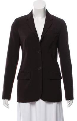 Theory Long Sleeve Tailored Blazer