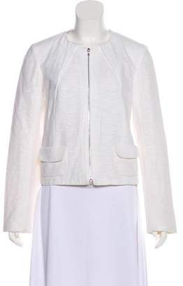 Roland Mouret Castor Zip-Up Jacket w/ Tags