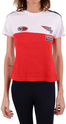 TommyXGiGi Gigi Hadid Speed Cotton T-shirt
