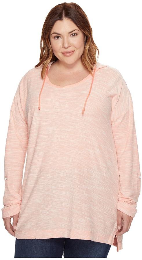 ColumbiaColumbia - Plus Size Coastal Escape Hoodie Women's Sweatshirt