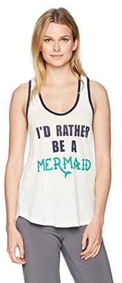 PJ Salvage Women's Soul Matesi'd Rather Be a Mermaid Tank