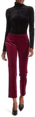 Theory Velvet Tux Pants