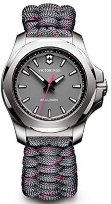 Victorinox Women's Digital Quartz Watch with Textile Bracelet – 241771