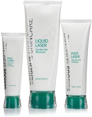 Serious Skincare Liquid Laser Trio