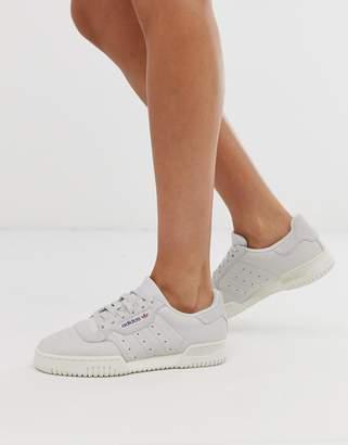 adidas Powerphase sneaker in grey
