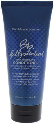 Bumble and Bumble Full potential Hair Preserving Conditioner 6.7 oz