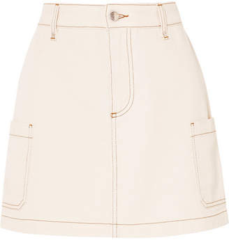 Outlet Cost Alexa Chung Woman Denim Mini Skirt Red Size 32 AlexaChung Buy Cheap Latest Clearance Factory Outlet e2qljlo58